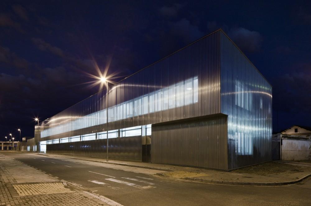 Galer a de spee sevilla unia arquitectos 25 - Arquitectos de sevilla ...