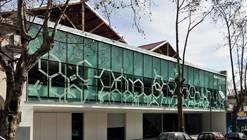 Laboratorio Noas / gualano + gualano arquitectos