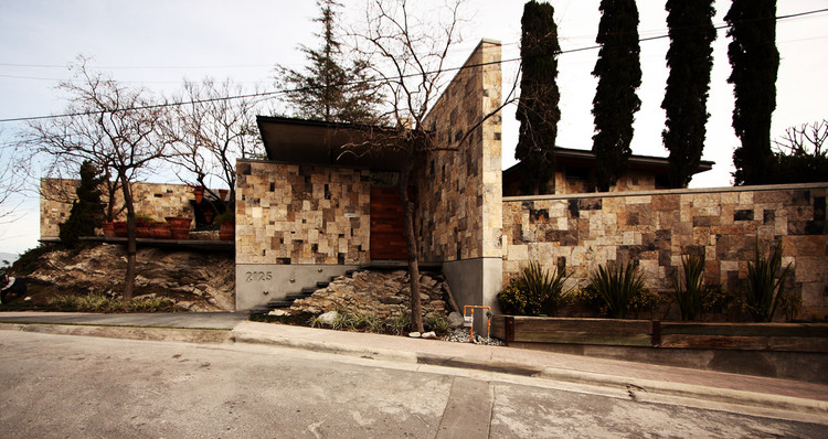 Casa Cumbres / T Siete - Taller de Arquitectura, Cortesía de T Siete
