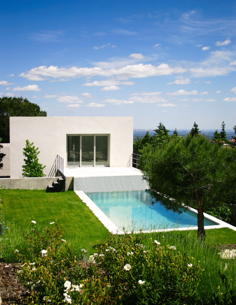 Casa del Pico / Ábaton Arquitectura, Cortesía de Abaton Arquitectura