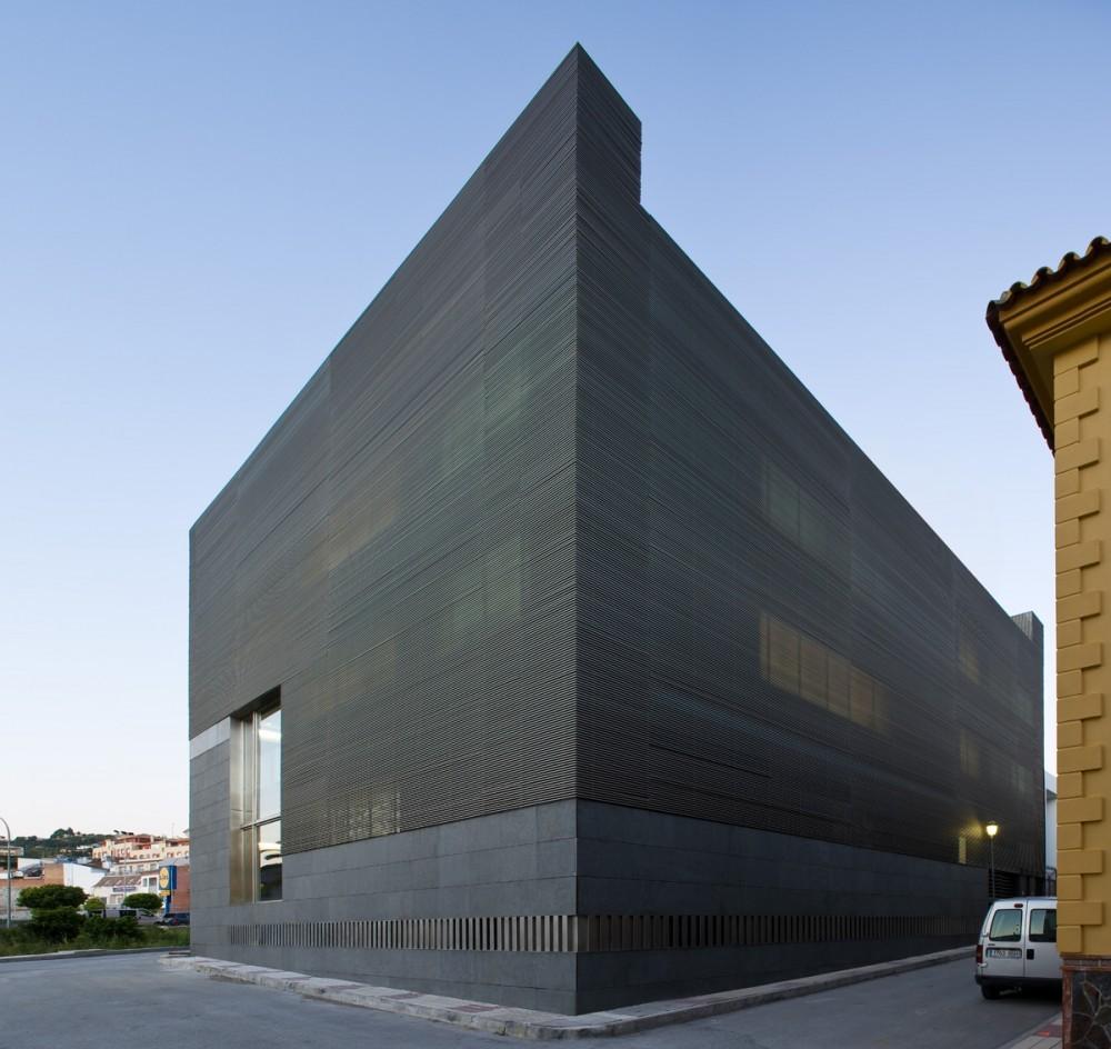 Palacio de Justicia Coín / Donaire Arquitectos, © Fernando Alda