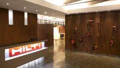 Oficinas Hilti Chile / Chauriye Stäger Arquitectos