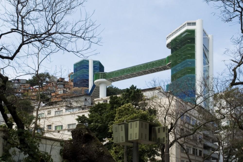 Complejo Ascensor Rubem Braga / JBMC Arquitetura & Urbanismo, © Celso Brando