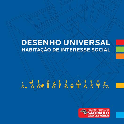 """Imagem retirada do livro: """"Diretrizes do Desenho Universal na Habitação de Interesse Social no Estado de São Paulo"""""""