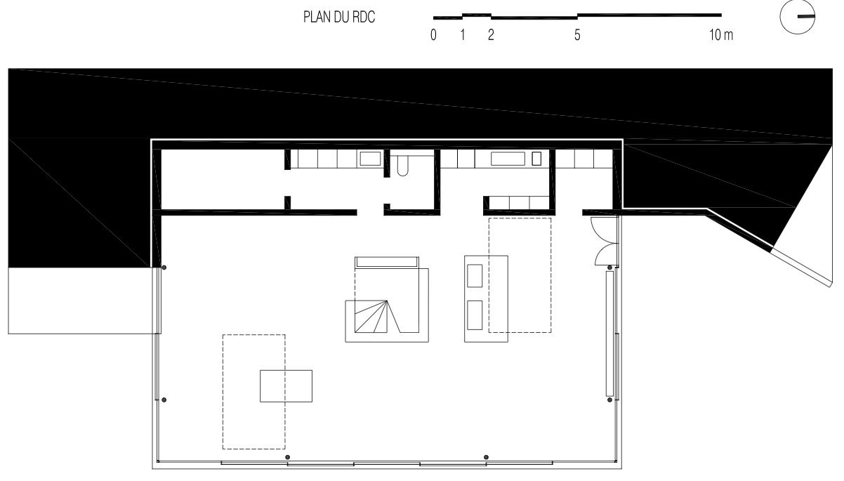 Captivating D House,Plan 02