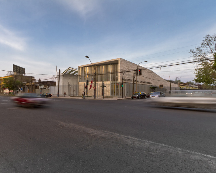 Biblioteca Pública de Independencia / Marsino Arquitectura, © Aryeh Kornfeld