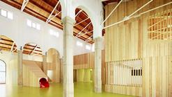 Centro Cívico y de Ocio Infantil / Miquel Mariné + César Rueda