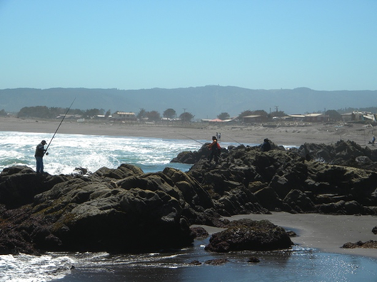 Huella de la Pesca