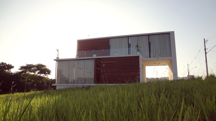 Casa Bromelia / Urban Recycle Architecture Studio, Cortesía de Urban Media