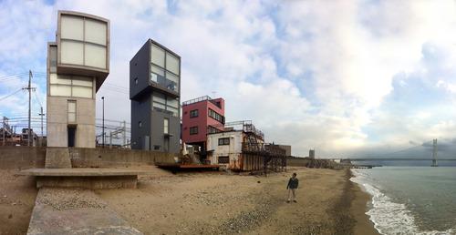 4x4m house - Ando Tadao. Image © Dessen Hillman