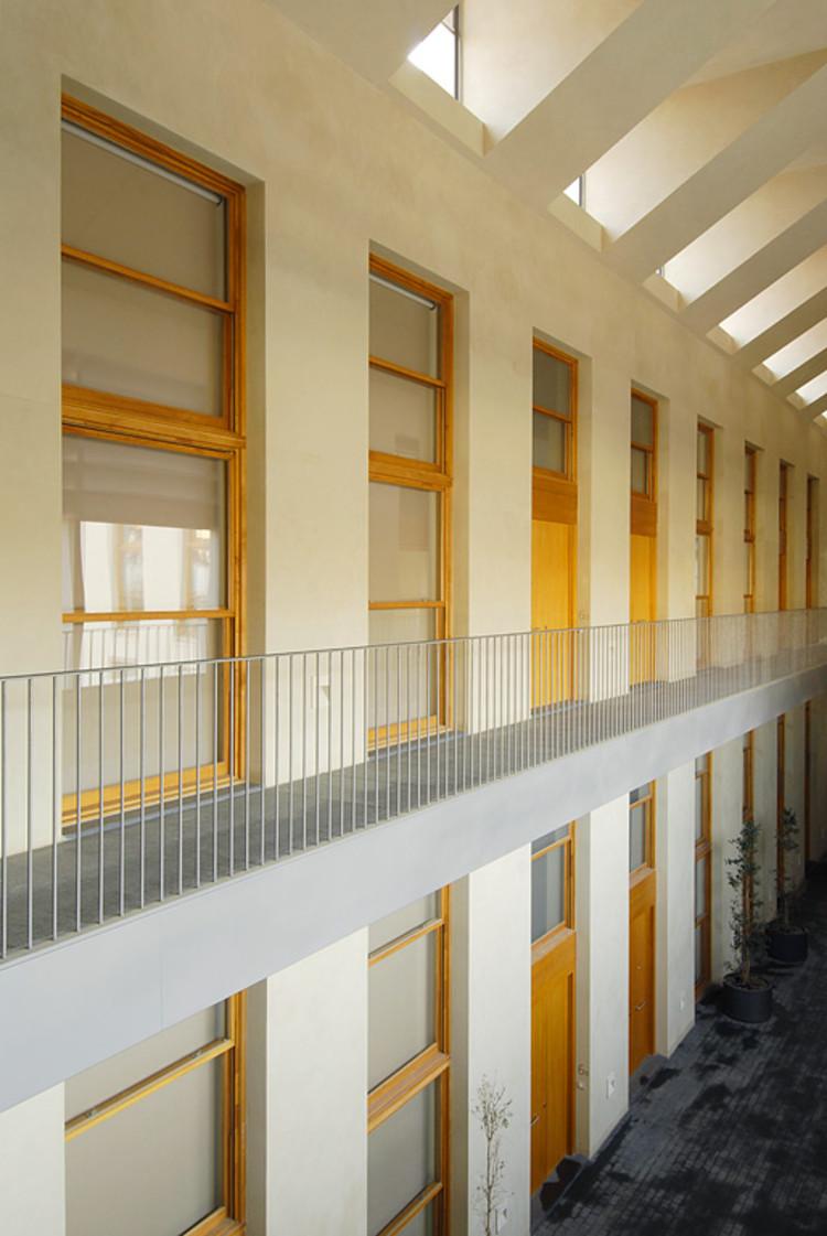 Edificio de viviendas en sabadell cruz y ortiz - Arquitectos sabadell ...