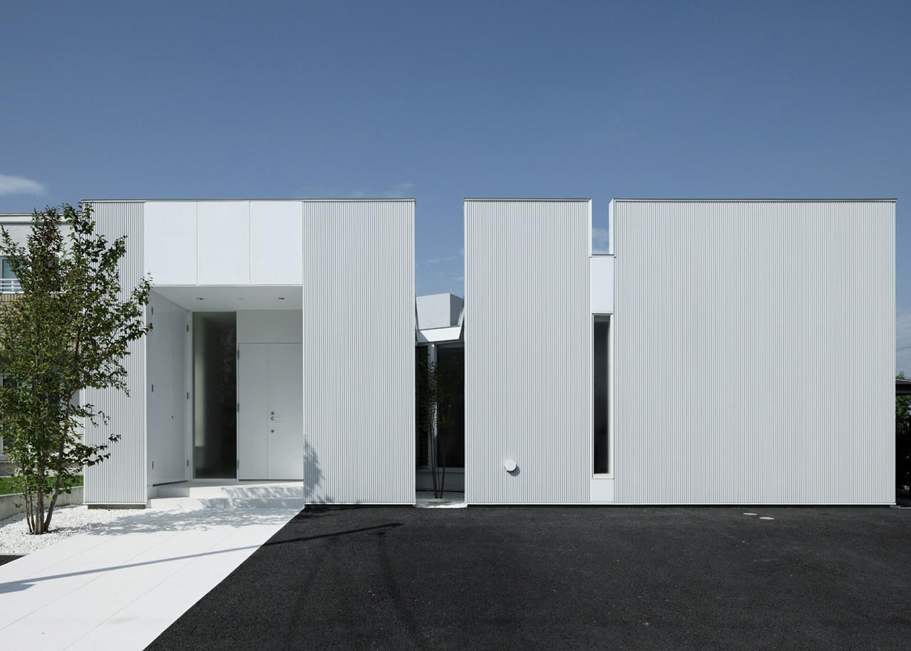 Diamond House / Masao Yahagi Architects, © Koichi Torimura