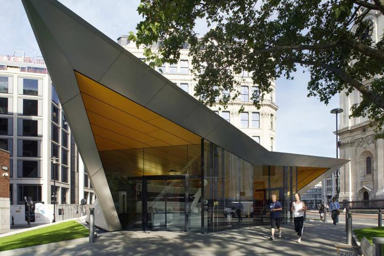 Centro de Información de Londres / Make Architects, Cortesía de Make Architects