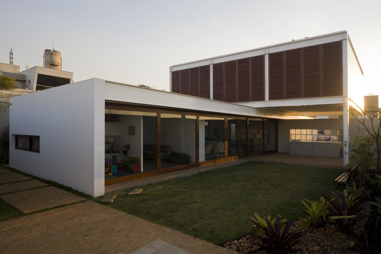 Casa G16 / Mira Arquitetos, © Maíra Acayaba