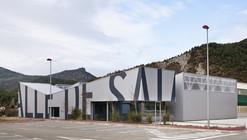 Centro Polivalente Valle de Salazar / gutiérrez-delafuente arquitectos