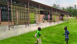 Escuela Shebraber / Ethiopia Studio 2.0