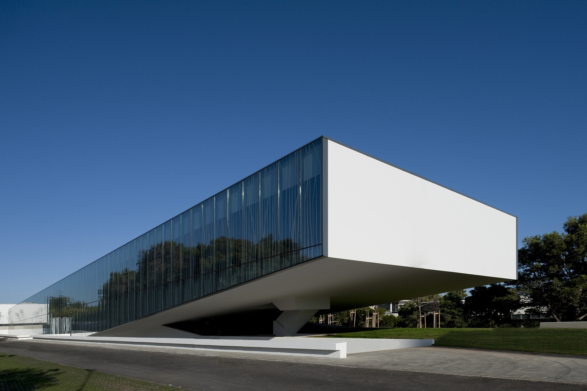 Alcatel Head-Office / Frederico Valsassina, © FG+SG