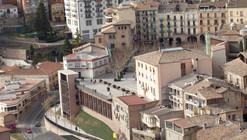 Rehabilitación de Centro Cívico y nuevos accesos al Centro Histórico / Santamaria Arquitectes
