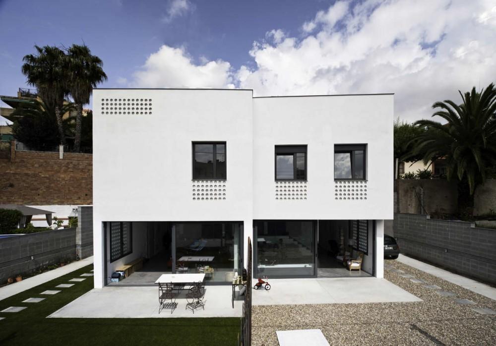Habitatges Santa Coloma / CAVAA Arquitectes, © Filippo Poli