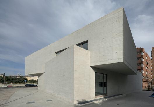 Centro de recursos participativos de m laga natalia - Arquitectos en malaga ...