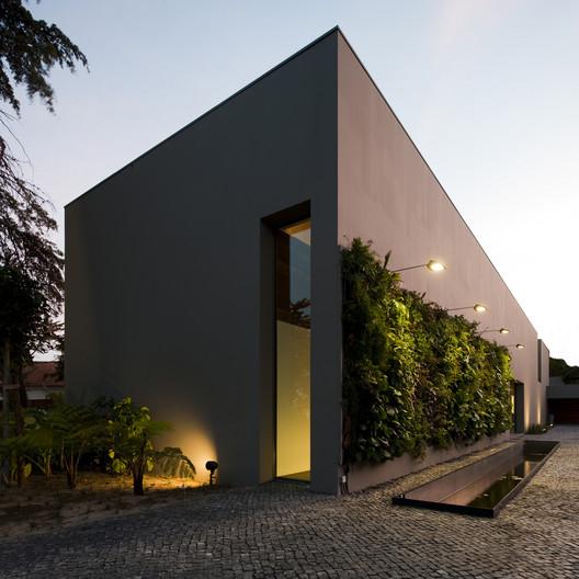 Cortesia de Frederico Valsassina Arquitectos
