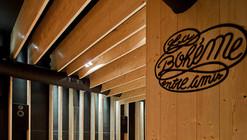 Bar La Bohème / AVA Architects