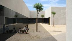 Pabellón de Deportes en Cádiz / EDDEA