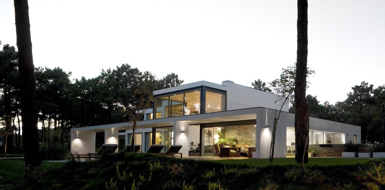 Casa del Lago / Frederico Valsassina Arquitectos | Plataforma ...