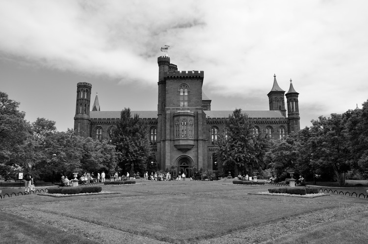 BIG é contratado pelo Instituto Smithsonian para repensar o campus de Washington, Smithsonian Institution © Karissa Rosenfield / ArchDaily