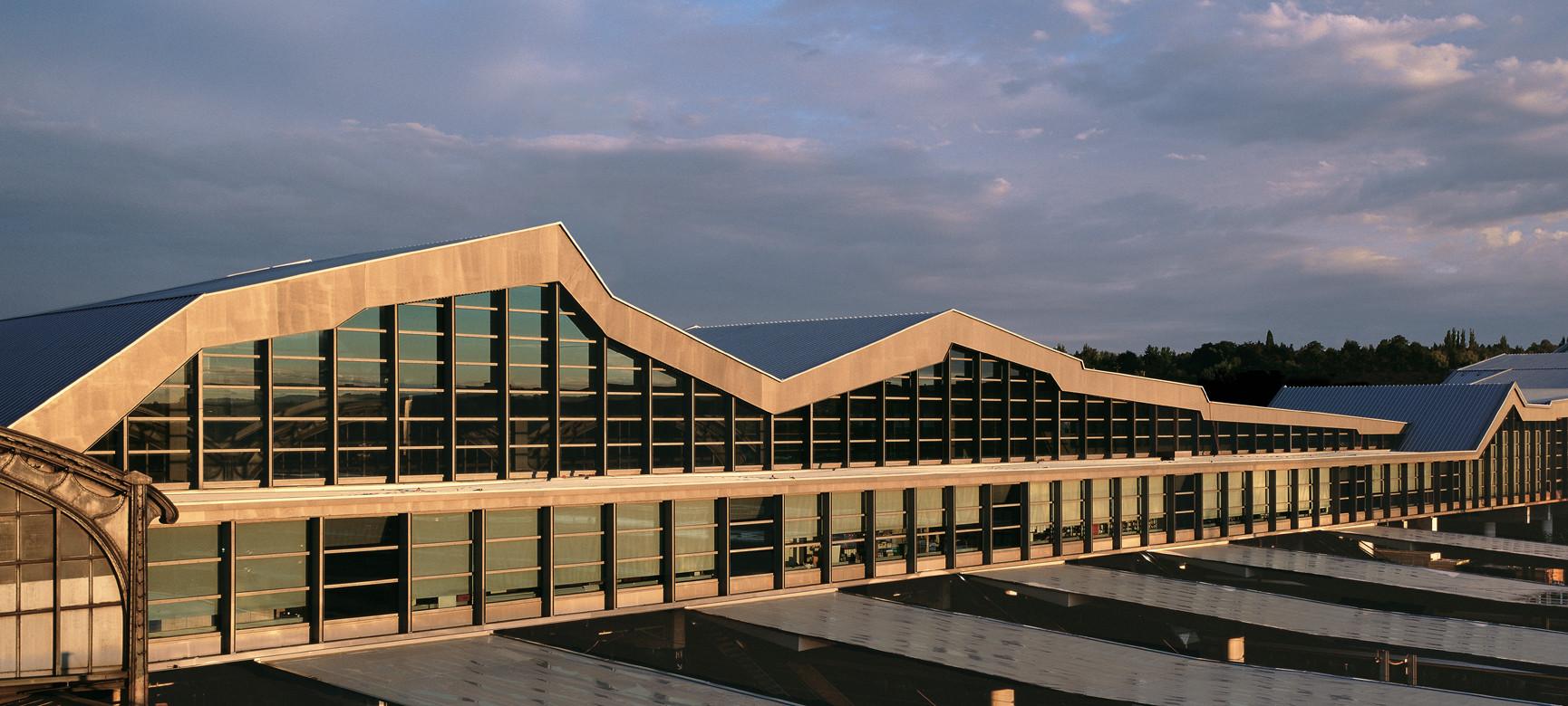 Estación Basilea / Cruz y Ortiz Arquitectos + Giraudi & Wettstein