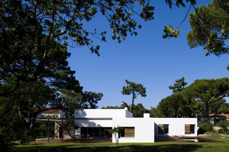 Casa Banzão II / Frederico Valsassina Arquitectos, Cortesía de Frederico Valsassina