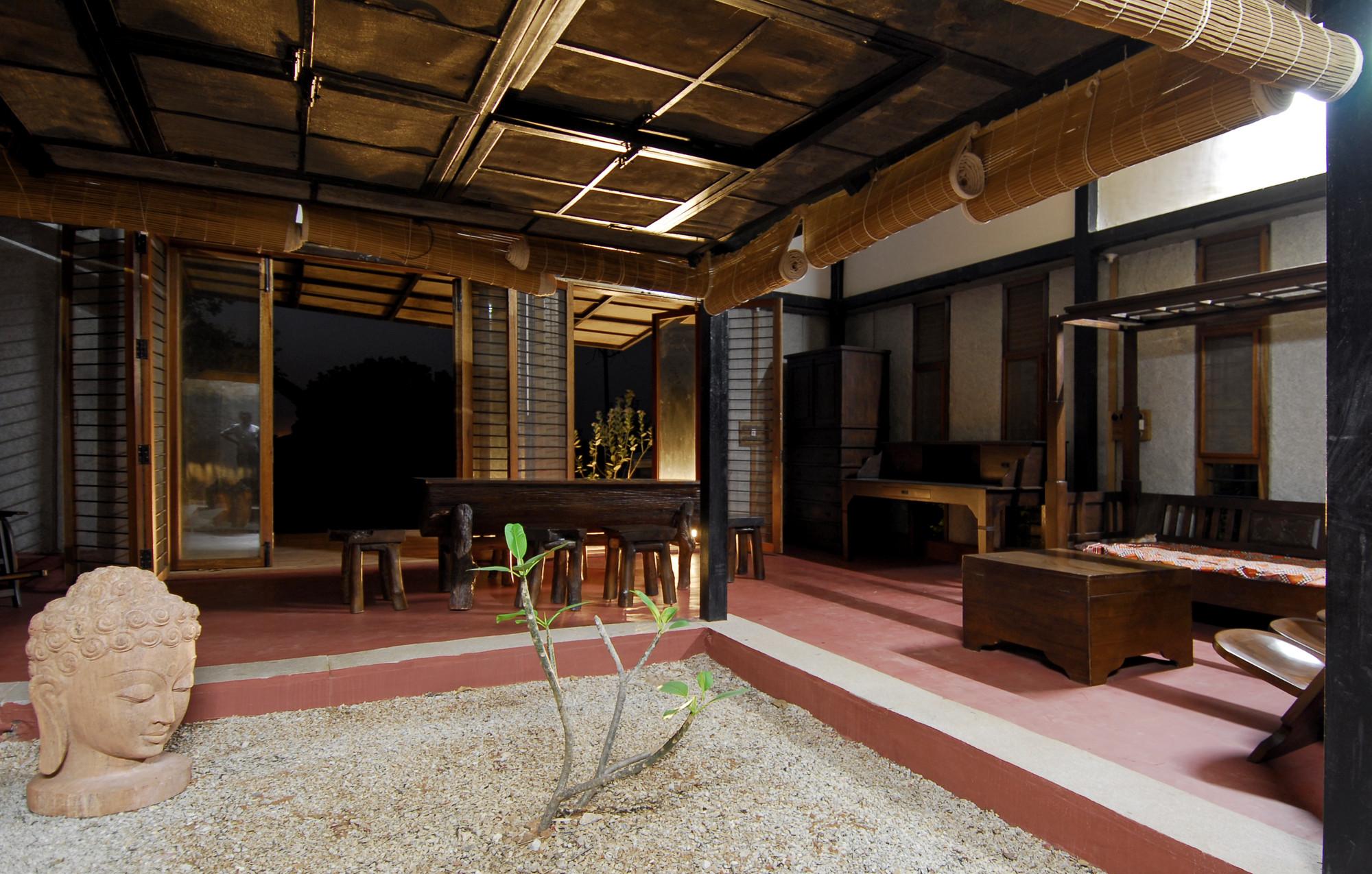Gallery Of Bapagrama Stone House Pragrup 3
