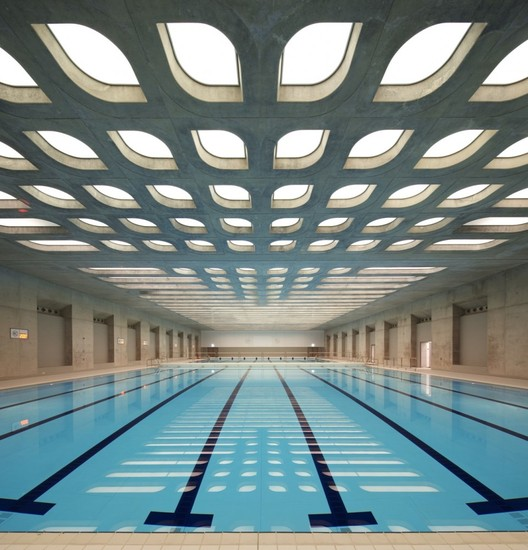 Centro Acuático de los Juegos Olímpicos de Londres 2012 / Zaha Hadid Architects