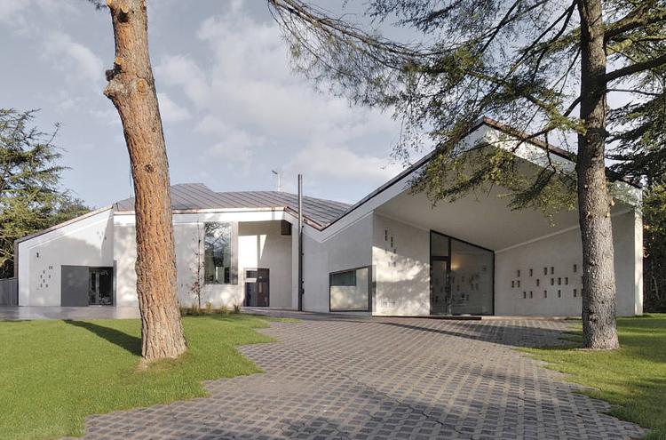 Casa en Santo Domingo / Padilla Nicás Arquitectos, Cortesía de Padilla Nicás Arquitectos