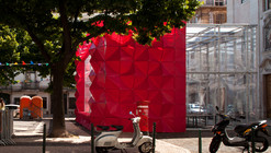 Instalación Party Animal / LIKE Architects + Diogo Aguiar + Teresa Otto