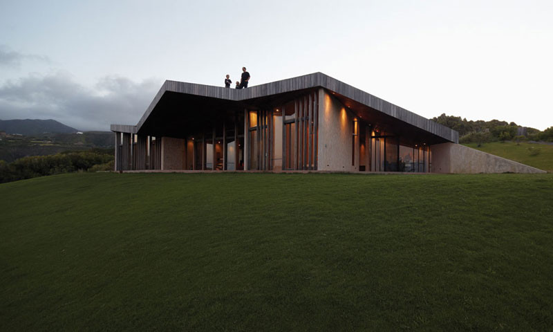 Casa en Maui / Dekleva Gregoric Arhitekti, © Cristóbal Palma