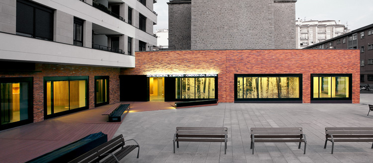 Centro de Mayores de Burlada / MAGMA Arquitectura + Jokine Crespo, Cortesía de MAGMA Arquitectura