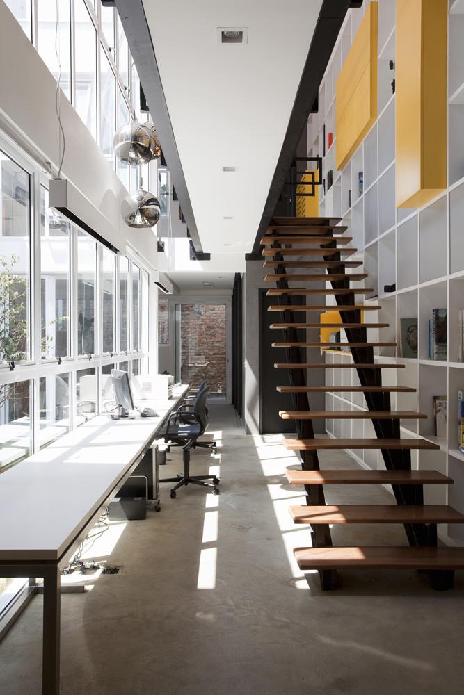 Oficinas de JAL Empreendimentos / FGMF Arquitectos, © Fran Parente