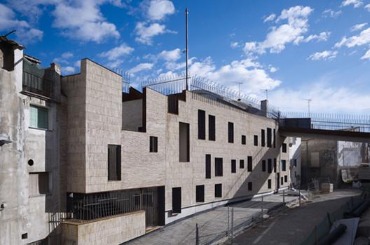 Casal de la Ciudad de Balaguer / Domingo Ferré, © Jordi Bernadó