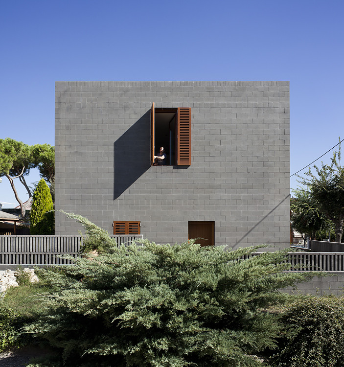 Casa 804 / H Arquitectes, © Pedro Antonio Pérez