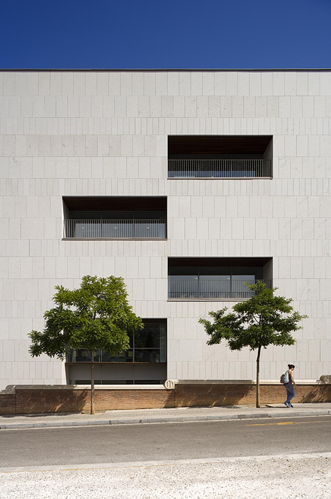 Hospital de la Santa Creu i Sant Pau / Silvia Barbera Correia + Jose luis Canosa + Francisco Rius + Esteban Bonell + Josep Maria Gil, © Lluis Casals