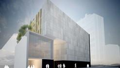 Nuevo Edificio Escuela Ingeniería Bioquímica, PUCV / Dirección de Infraestructura PUCV