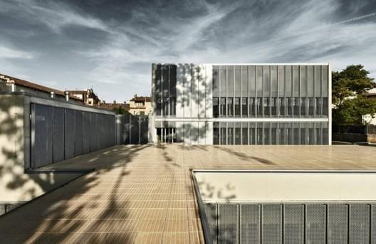 Centro de Salud CAP La Garriga / R+B, © Jordi Surroca