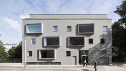 Edificio y Galería en Berlín / BCO Architekten