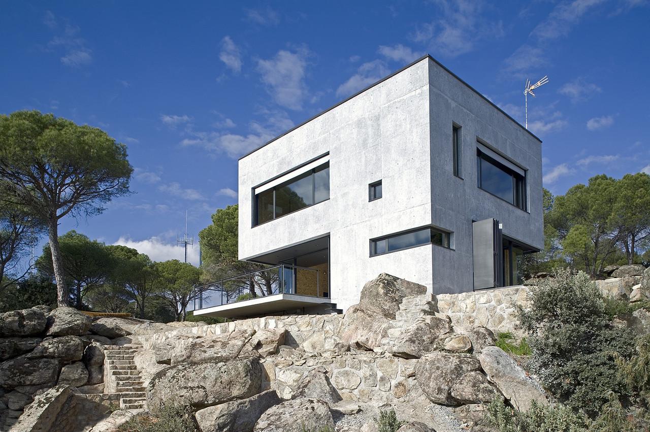 Casa NM / gaSSz arquitectos, © Javier Azurmendi