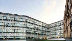 Universidad Corporativa de Telefónica en el Parc de Bell-llo /  Batlleiroig
