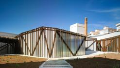 Museo de las Ciencias del Vino en Almendrejo / Gap Arquitectos