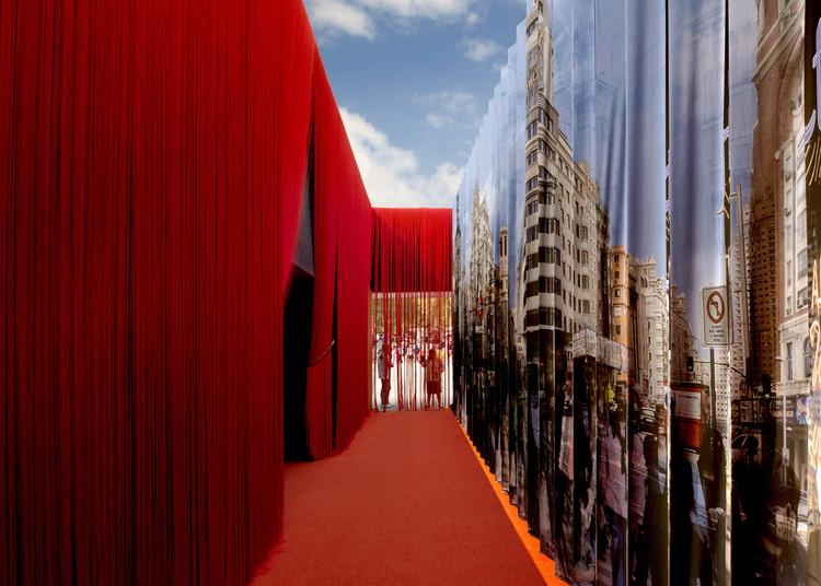 Pabellón Feria del Libro / gaSSz arquitectos, Cortesía de gaSSz arquitectos