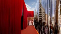 Pabellón Feria del Libro / gaSSz arquitectos