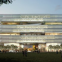 NBBJS SAMSUNG HEADQUARTERS ADDITION TO SILICON VALLEYS ARCHITECTURAL TRANSFORMATION